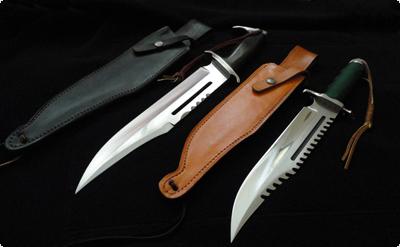 Gil Hibben Rambo III Knives